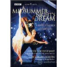 Felix Mendelssohn. A Midsummer Night's Dream