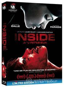 Inside (Ltd Edition) (Blu-Ray+Booklet) (Blu-ray)