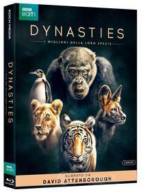 Dynasties - I Migliori Della Loro Specie (2 Blu-Ray) (Blu-ray)