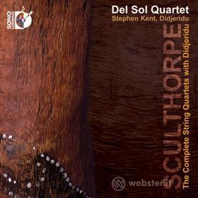 Del Sol Quartet e Stephen Kent - Quartetti Per Archi (2 Blu-Ray Audio) (Blu-ray)