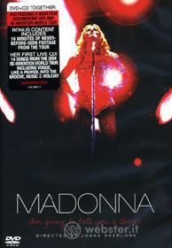 Madonna. I'm Going To Tell You A Secret