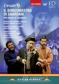 Gaetano Donizetti - Il Borgomastro Di Saardam (Melodramma Giocoso)