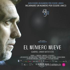 Numero Nueve (El): Gabriel Omar Batistuta