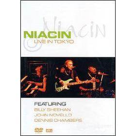 Niacin. Live In Tokyo