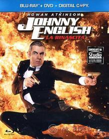 Johnny English. La rinascita (Blu-ray)