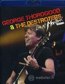 George Thorogood & The Destroyers - Live At Montreux 2013 (Blu-ray)