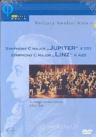 """Wolfgang Amadeus Mozart. Sinfonia n.41 K 551 """"Jupiter""""- n.36 K 42"""