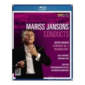 Mariss Jansons conducts Mahler. Symphony No. 2 (Blu-ray)