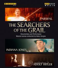 The Searchers Of The Grail. Parsifal, Indiana Jones, Adolf Hitler (Blu-ray)