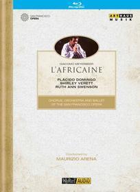 Giacomo Meyerbeer. L'africaine (Blu-ray)