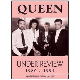 Queen. Under Review. 1980 - 1991