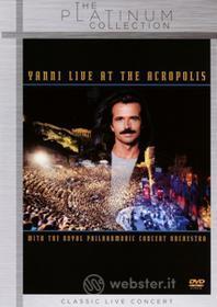 Yanni. Live at the Acropolis
