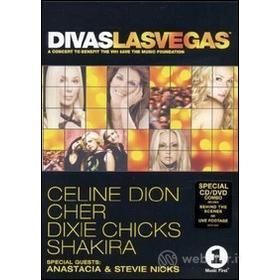 Divas. Las Vegas. Celine Dion, Cher, Diexie Chicks, Shakira