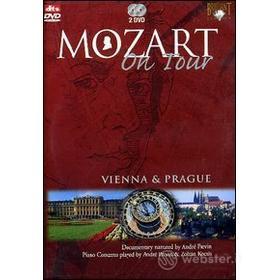 Mozart On Tour. Vienna & Prague. Piano Concerto (2 Dvd)