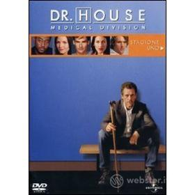 Dr. House. Medical Division. Stagione 1 (6 Dvd)