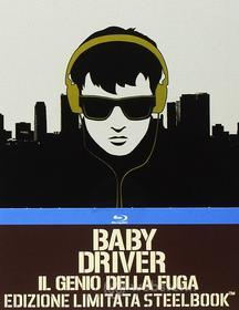 Baby Driver - Il Genio Della Fuga (Steelbook) (2 Blu-ray)