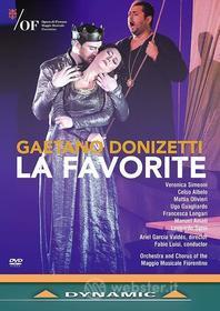 Gaetano Donizetti - La Favorite (2 Dvd)
