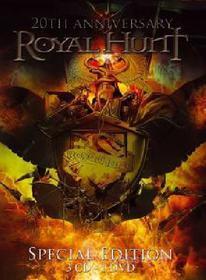 Royal Hunt - 20th Anniversary (Dvd+3 Cd) (4 Dvd)