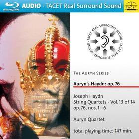 Auryn's Haydn Op. 76 (Blu-ray)