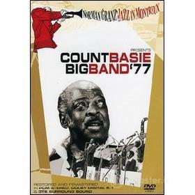 Count Basie Big Band '77. Norman Granz Jazz In Montreux