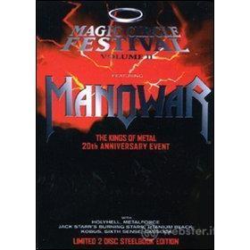 Manowar. Magic Circle Festival. Vol. 2(Confezione Speciale 2 dvd)