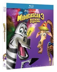 Madagascar 3 - Ricercati In Europa (Blu-ray)