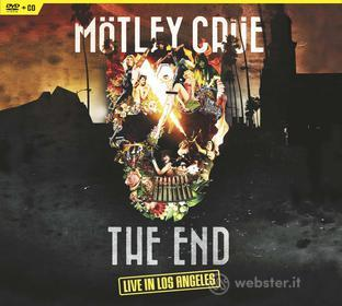 Motley Crue - The End: Live In Los Angeles (2 Dvd)