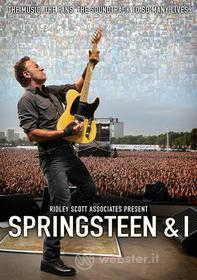 Bruce Springsteen - Springsteen & I (Blu-ray)