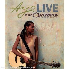 Ayo - Live At The Olympia (Blu-ray)