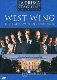 West Wing. Tutti gli uomini del presidente. Stagione 1 (6 Dvd)