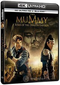 La Mummia - La Tomba Dell'Imperatore Dragone (Blu-Ray 4K Ultra HD+Blu-Ray) (Blu-ray)