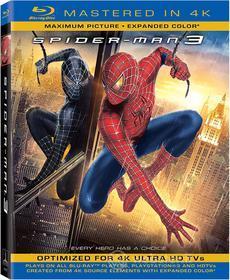Spider-Man 3 (Blu-Ray 4K Ultra Hd+Blu-Ray) (2 Blu-ray)