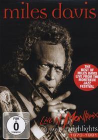 Miles Davis - Live At Montreux - Highlights 1973-1991