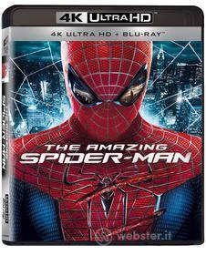 The Amazing Spider-Man (4K Ultra Uhd+Blu-Ray) (2 Blu-ray)