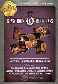 Country'S Family Reunion Grassroots To Bluegrass