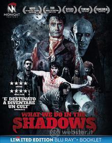 Vita Da Vampiro - What We Do In The Shadows (Ltd) (Blu-Ray+Booklet) (Blu-ray)