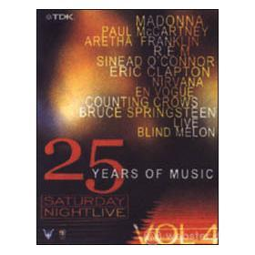 Saturday Night Live. 25 Years of Music. Vol. 04