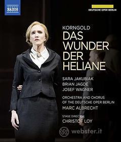 Erich Wolfgang Korngold - Das Wunder Der Heliane (Blu-ray)