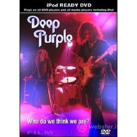 Deep Purple. Who Do You Think We Are?