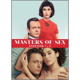 Masters of Sex. Stagione 1 & 2 (8 Dvd)