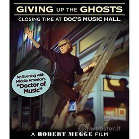 John Peterson - Giving Up The Ghosts Closing Time At Doc's Music Hall (Blu-ray)