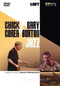 Chick Corea & Gary Burton. Jazz