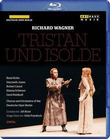Richard Wagner. Tristano e Isotta. Tristan und Isolde (Blu-ray)