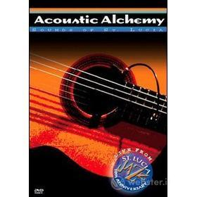 Acoustic Alchemy. Live From St. Lucia Jazz. 10th Anniversary