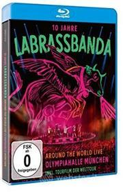 Labrassbanda - Around The World (Live) (Blu-ray)