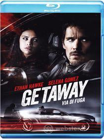 Getaway. Via di fuga (Blu-ray)