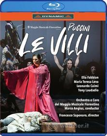 Puccini,Giacomo - Le Villi (Blu-ray)