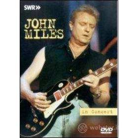 John Miles. In Concert