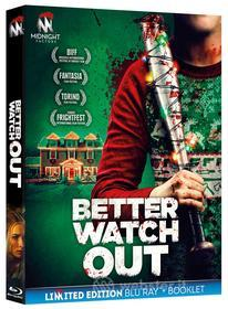 Better Watch Out (Ltd) (Blu-Ray+Booklet) (Blu-ray)