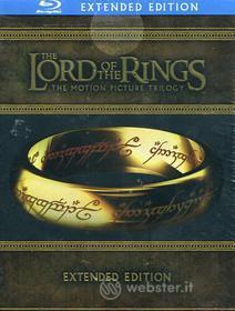 Il Signore degli anelli. La trilogia. Extended Edition (Cofanetto blu-ray e dvd)